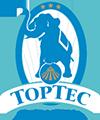TopTec Tent school Logo